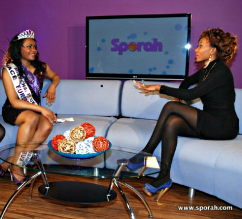 Queen on Sporah TV Show