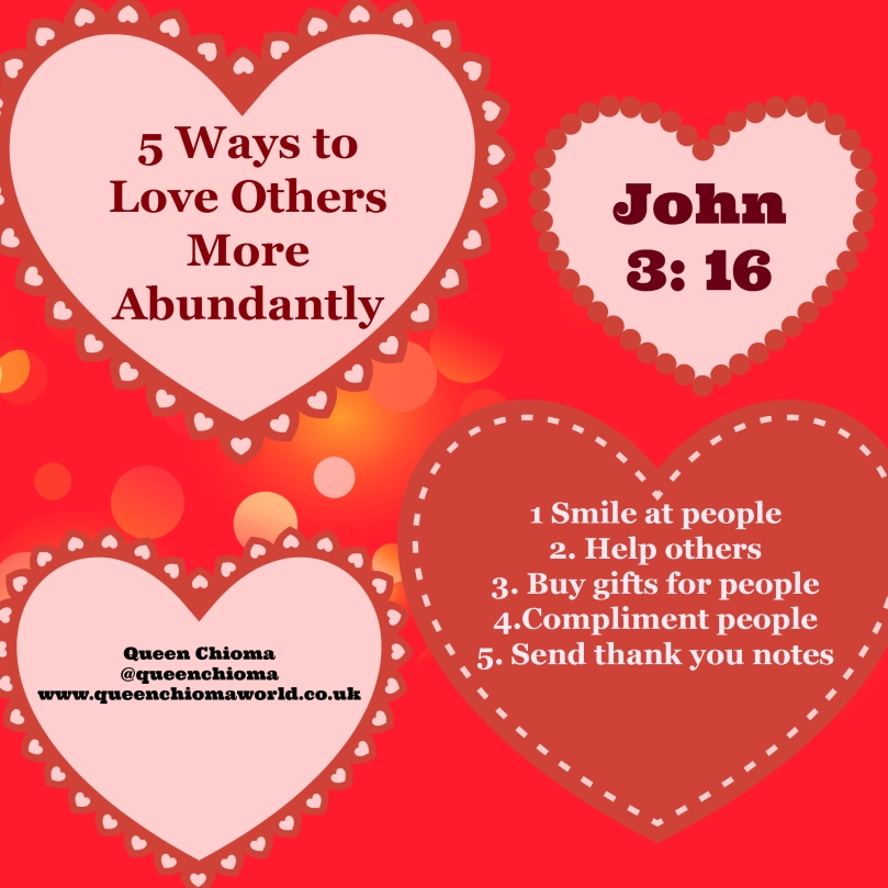 How to Love Others More Abundantly